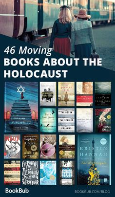 These 46 books about the Holocaust will move you to tears. Books And Tea, Book Club Books, Book Lists, Book Clubs, Best Books To Read, I Love Books, Good Books, Ya Books, Book Suggestions