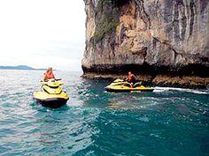 Samui Boat Yacht Charter - Samui Water Sports - Thailand Jet Ski