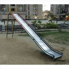 Play World Internationals is the best Playground Slides Manufacturers. Find Details on playground slides and equipments suppliers and exporters in Greater Noida India.