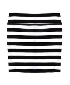 Free 2BU Striped Skirt