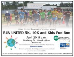 RUN UNITED | United Way of Aiken County