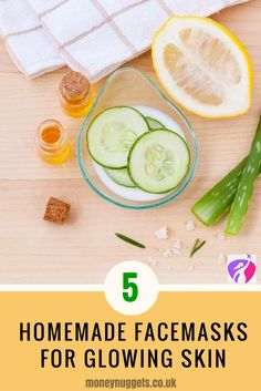 Save yourself some serious money with these simple and natural DIY homemade face mask recipes you can make yourself at home in minutes.