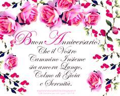 CDB CARTOLINE Compleanno per Tutti i Gusti! : ♡ Cartolina - Buon Anniversario. Che il Vostro Cam...