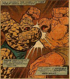 John Byrne, Marvel Two-In-One #50
