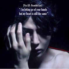 Vixx LR - Beautiful Liar