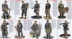 WWII UNIFORMS 4 by FVSJ