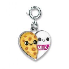 Cookies & Milk Heart