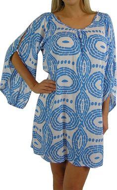 I'm selling Daydream Batwing Cutout Sleeve Dress - A$59.95 #onselz