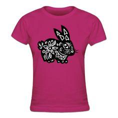 Hase Chinesisches Sternzeichen Frauen T-Shirt