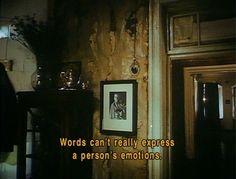 The Mirror (Andrei Tarkovsky, 1975)