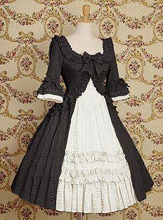 Gothic Lolita Dress~~