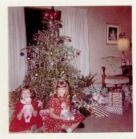 Christmas 1960 S Style On Pinterest 1960s Vintage