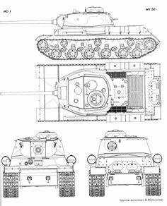 IS-1 blueprint