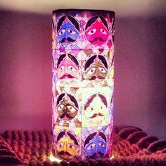 #handmade #paperlamps Find details at www.thebangaloresnob.wordpress.com   The Bangalore Snob