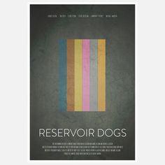 Print Reservoir Dogs, 28€, jetzt auf Fab.