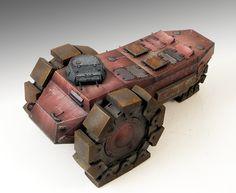 German Minenraumer (mine roller)