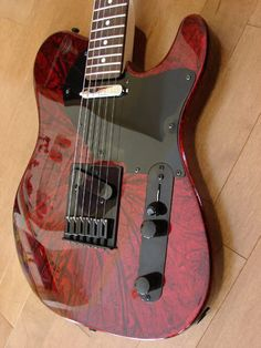 heavy metal telecaster - Google Search