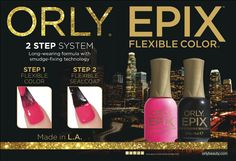 Orly Epix Flexible Color---whaaaaaa-!?!?