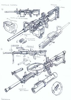 weapons 35 by TugoDoomER
