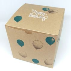 Stampin' Up Partyballons Geschenkverpackung Stylized Birthday