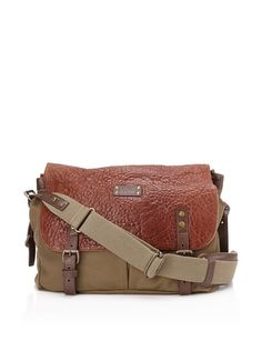 will leather goods 'lancaster' messenger bag