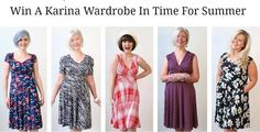 Whirlwind of Surprises: Karina Dresses July #Frockstar Event Part 2 US/CAN 7/31 #giveaway #sweepstakes #fashion #style