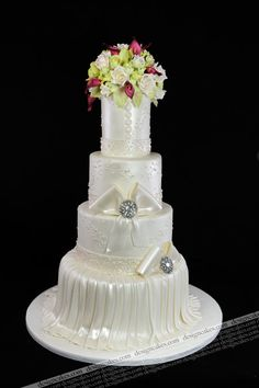Wedding cakes NJ/NYC/PA; Design Cakes page 2