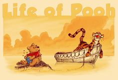 The life of pooh