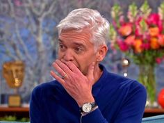 Phillip Schofield stops Dancing On Ice rehearsals to give emotional speech about coming out as. Kate Wright, Jamie Clayton, No Bake Summer Desserts, Phillip Schofield, Tyson Fury, Caroline Flack, Michael Bay, Britain Got Talent, Rage Against The Machine
