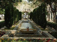 Jardines Palma de Mallorca