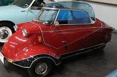 OldMotoDude: 1956 Messerscmidtt KR200 on display at LeMay - Ame...