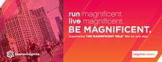 The Magnificent Mile® Chicago Women's Half Marathon & 5K | every mile means something, only one can be MAGNIFICENT.
