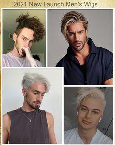 Hair Tattoo Men, Hair Tattoos, Men's Haircuts, Haircuts For Men, Gents Hair Style, Bald With Beard, Mens Braids Hairstyles, Mustache Styles, Haircut Designs