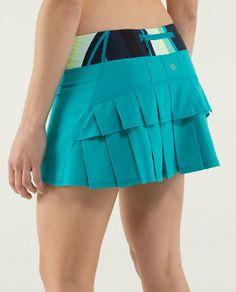Lululemon Run:Pace-Setter Skirt*R