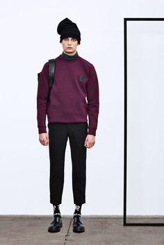 DKNY - Fall 2015 Menswear - Look 3 of 16