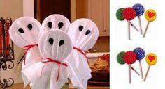 Fantasmais e doces convites