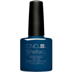 CND Creative Nail Design Shellac - Winter Nights
