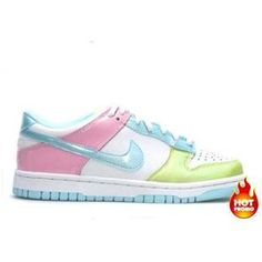 buy popular 524a2 9bb26 Womens Nike Dunk Low GS Ice Cream