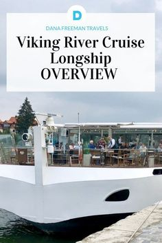 A Viking River Cruise is the perfect way to explore multiple European countries in the span of just one week. The Viking Cruises longships are extremely comfortable and have many of the same amenities found in luxury hotels. Best Cruise, Cruise Tips, Cruise Travel, Cruise Vacation, Vacations, Family Cruise, River Cruises In Europe, European River Cruises, Travel Alerts