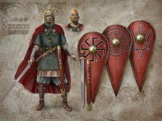 Reconstructions of Prince Svyatoslav – Kievan Rus   Slavorum
