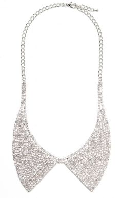 It Girl Collar Necklace at Bauble Bar