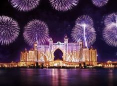 This New Year's you will get to see Atlantis - The Palm in the sky. the fireworks show this New Year's at Atlantis is going to be bigger and better than anything you've seen in the previous years. Dubai New Years Eve, Fireworks Show, Previous Year, Atlantis, Palm, Around The Worlds, Sky, Building, Travel
