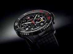 TimeZone : Industry News » N E W M o d e l - Zenith El Primero Stratos Flyback Rainbow L.E.