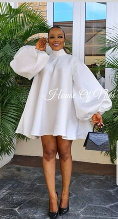 Classy Dress, Classy Outfits, Stylish Outfits, Fashion Outfits, African Fashion Ankara, African Print Fashion, African Attire, African Dress, Mode Ootd