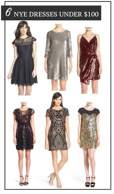 M Loves M 6 #NYE #NewYearsEve dresses under $100 2015 #sequindress #holidaylook #holidayparty #wintertime #howtowear