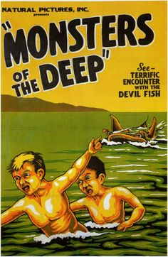 Monsters Of The Deep (1931)