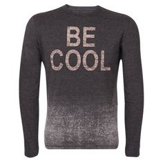 #Camiseta Be #Cool - Manga Longa by @Gang - A Loja Que Me Entende