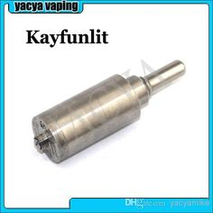 Wholesale #kayfun #ecig #ecigarette Buy 2014 Newest Kayfun/ Kayfun Lite Atomizer for Mechanical Mod Electronic Cigarette High Quality Atomizer $22.62 if any question,pls email me,my email is christy.yacya@hotmail.com