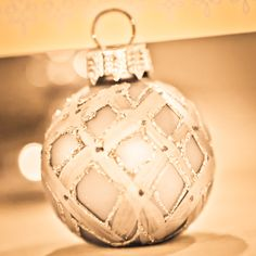 Photo of Holiday Ornament, Peachy Yellow, Sparkly, Diamond Shapes. Fine Art Photo Entitled Sugar - 8 X 8 by CarlaDyck on Etsy https://www.etsy.com/listing/64315059/photo-of-holiday-ornament-peachy-yellow