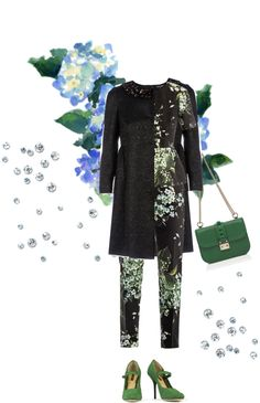 """On trend: Statement suit"" by ivybui on Polyvore"